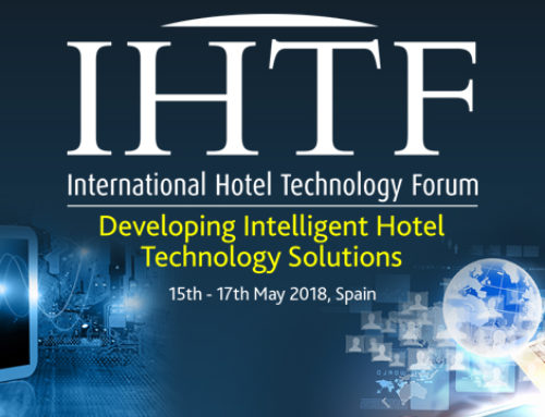 "(Español) SAMPOL sponsor en ""International Hotel Technology Forum (IHTF) 2018"""