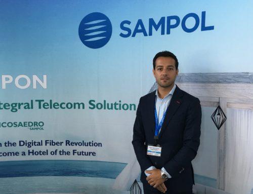 """(Español) """"Este año en Sampol Digital queremos conectar otras 15.000 habitaciones de hoteles del mundo con fibra"""""""
