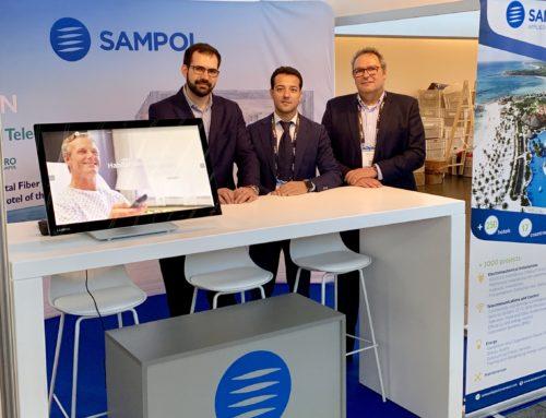 (Español) Grupo Sampol participa en feria de tecnología hotelera HITEC 2019