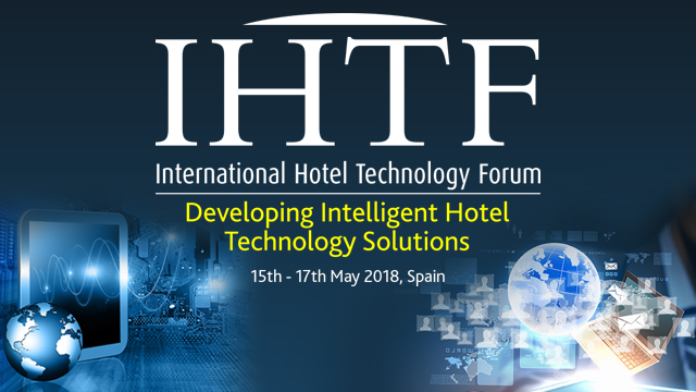 "SAMPOL sponsor en ""International Hotel Technology Forum (IHTF) 2018"""