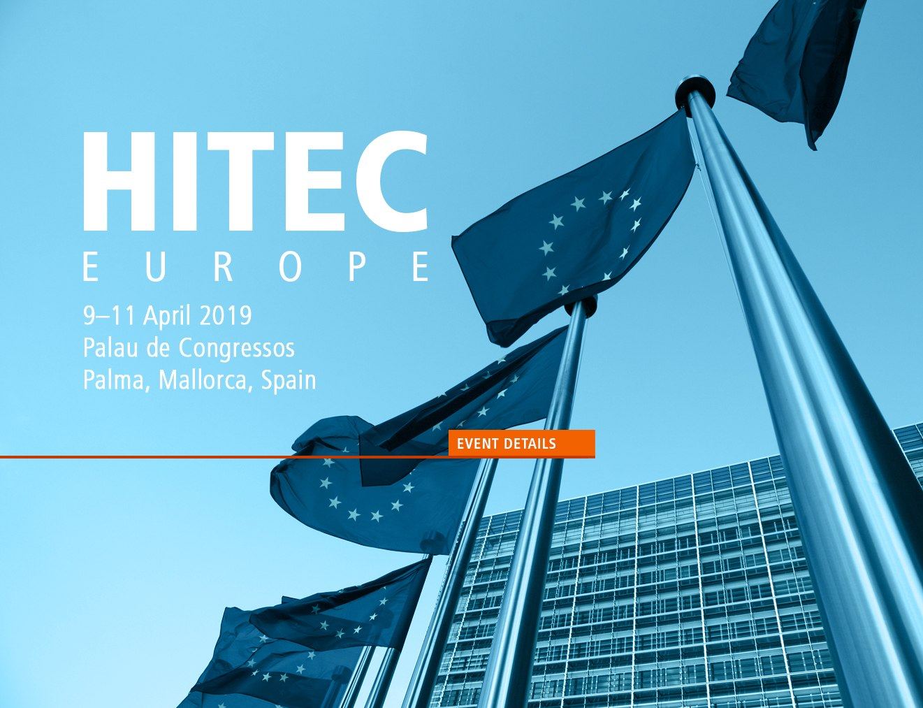 SAMPOL will be present at HITEC 2019
